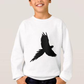 Sweatshirt Silhouette de perroquet