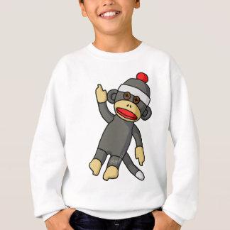 Sweatshirt Singe de chaussette