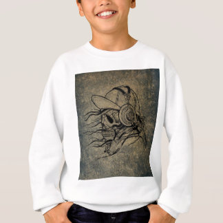 Sweatshirt Skull-and-crossbones