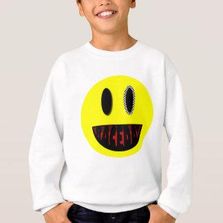 Sweatshirt Smiley v2 de jour de course