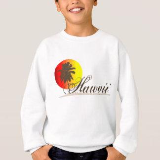Sweatshirt Souvenir de coucher du soleil d'Hawaï
