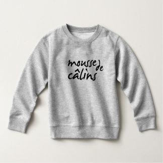 Sweatshirt Soy Un Amor - Mousse de câlins