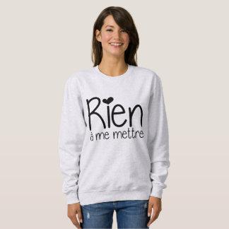 Sweatshirt Soy un Amor - Rien à me mettre