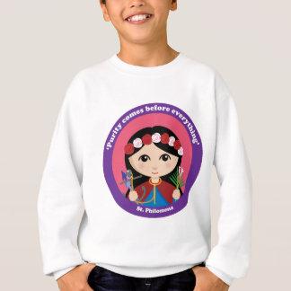Sweatshirt St Philomena