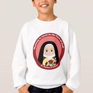 Sweatshirt St Thérèse de Lisieux