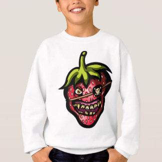 Sweatshirt Strawaberry sauvage