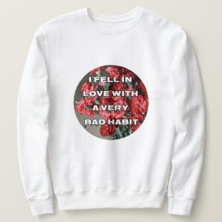 Sweatshirt Sueur de poème lyrique de MGK