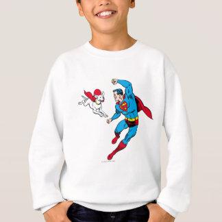 Sweatshirt Superman et Krypto 2