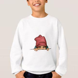 Sweatshirt surprise