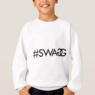 SWEATSHIRT SWAGG, #SWAGG