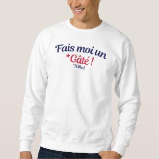 Sweatshirt Sweat-shirt basique hommes - Fais moi un gâté