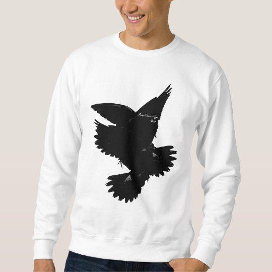Sweatshirt Sweat-shirt birds Jean-Marie Moyer