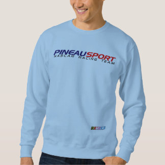Sweatshirt Sweat-Shirt Homme Bleu Ciel PINEAU SPORT NRT