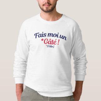 Sweatshirt Sweat-shirt raglan pour hommes - Fais moi un Gâté