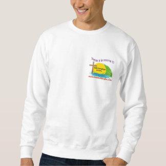 Sweatshirt Sweet blanc petit logo