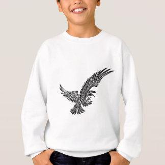 Sweatshirt Swooping d'oiseau d'Eagle