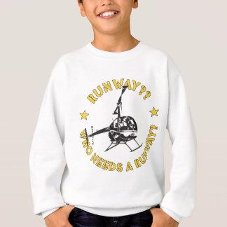 Sweatshirt T de bateau de hochet