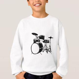 Sweatshirt tambours