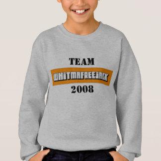 Sweatshirt teamfreedmawhitjacklogo, équipe, 2008