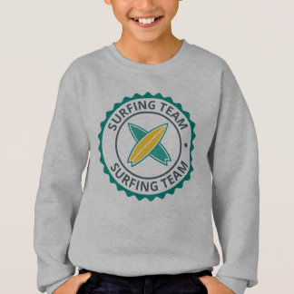 Sweatshirt Tee shirt Garçon Surf
