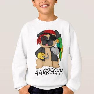 Sweatshirt Tee - shirt personnalisable adorable de pirate de