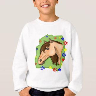 Sweatshirt Tee - shirts de cheval d'enfants et cadeaux de
