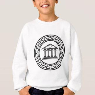 Sweatshirt Temple grec