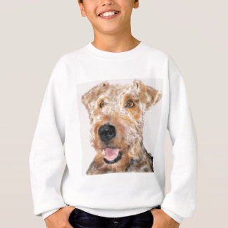 Sweatshirt Terrier d'Airedale