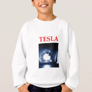 Sweatshirt tesla
