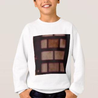 Sweatshirt texture de maçon