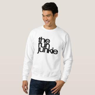 Sweatshirt TheRunJunkie - dessus de la sueur des hommes -