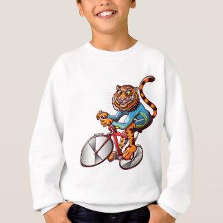 Sweatshirt Tigre de recyclage