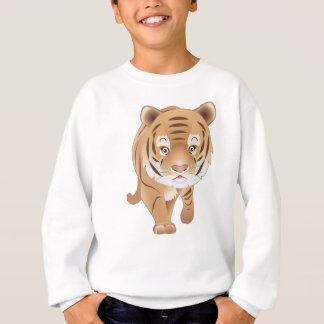 Sweatshirt Tigre doux