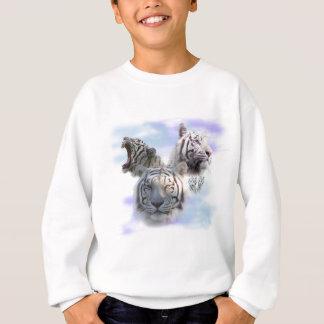 Sweatshirt Tigres blancs