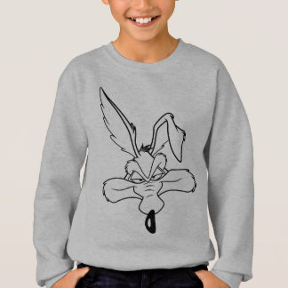 Sweatshirt Tir principal d'E. Coyote Happy de Wile
