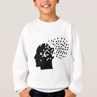 Sweatshirt Tomber en morceaux