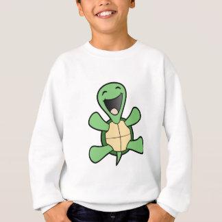 Sweatshirt Tortue heureuse