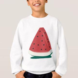 Sweatshirt Tranche de pastèque