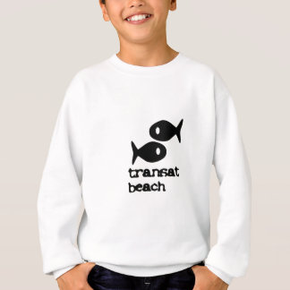 Sweatshirt Transat beach