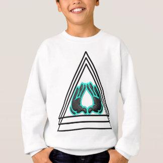 Sweatshirt triangle