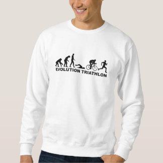 Sweatshirt Triathlon d'évolution