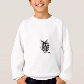Sweatshirt Tribal cat