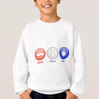 Sweatshirt Trois icônes néerlandaises