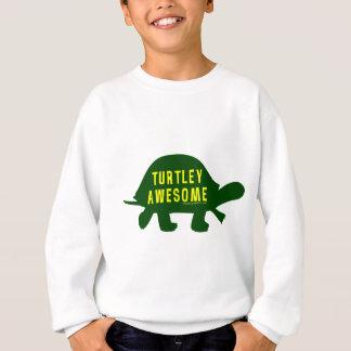 Sweatshirt Turtley totalement impressionnant