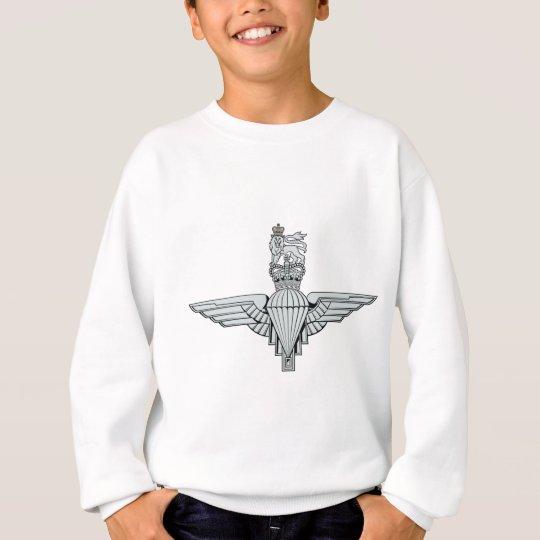 Sweatshirt UK Para badge
