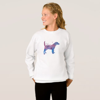 Sweatshirt Un beagle