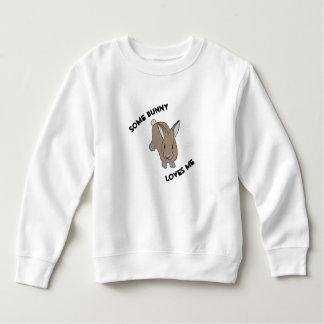 Sweatshirt Un certain lapin m'aime
