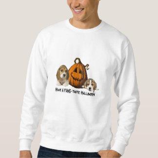 Sweatshirt unisexe de Halloween de beagles