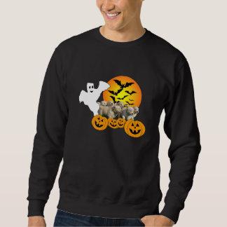 Sweatshirt unisexe de Halloween de golden
