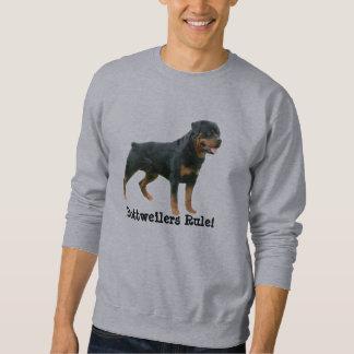 Sweatshirt unisexe de rottweiler